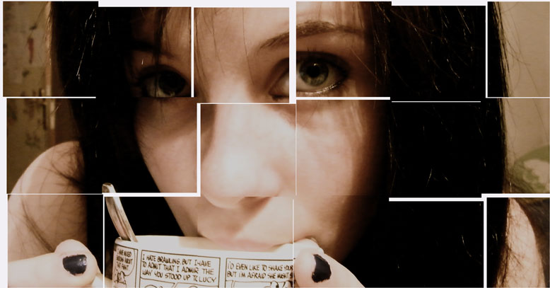 Dernière photo sans mes Locks :P