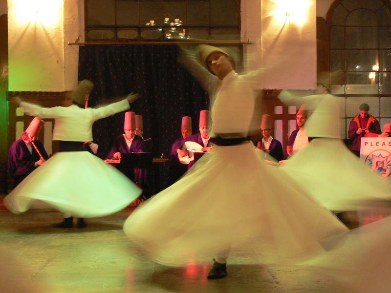 dervixos ballant (istanbul)