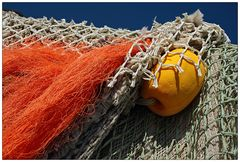 Des Fischers Netze...