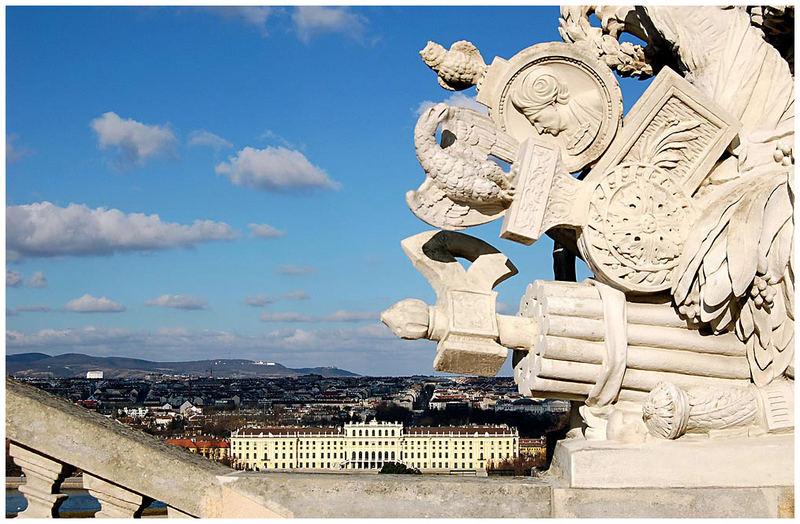 des Kaisers Residenz