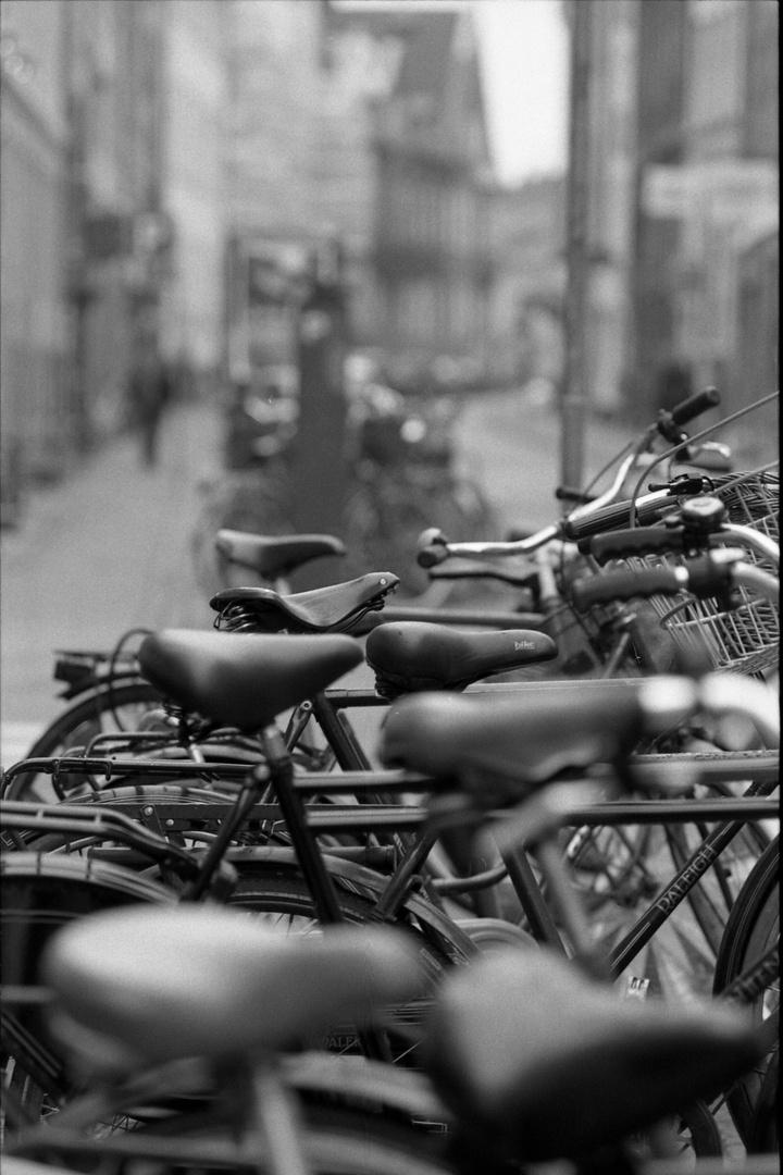 Des Kopenhageners liebstes Verkehrsmittel