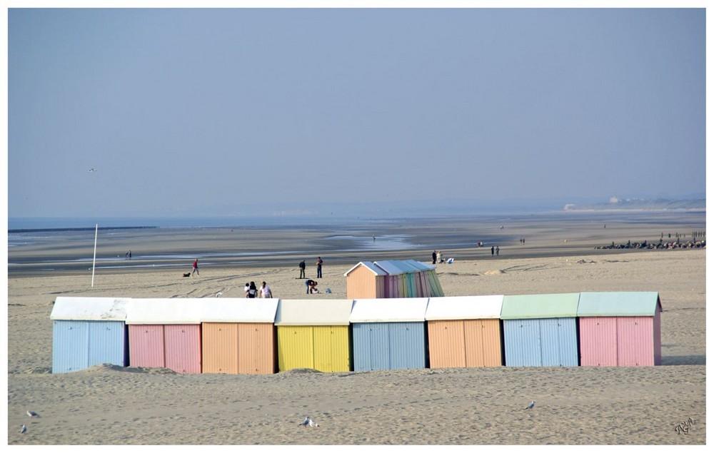 des vacances...... aux couleurs pastels