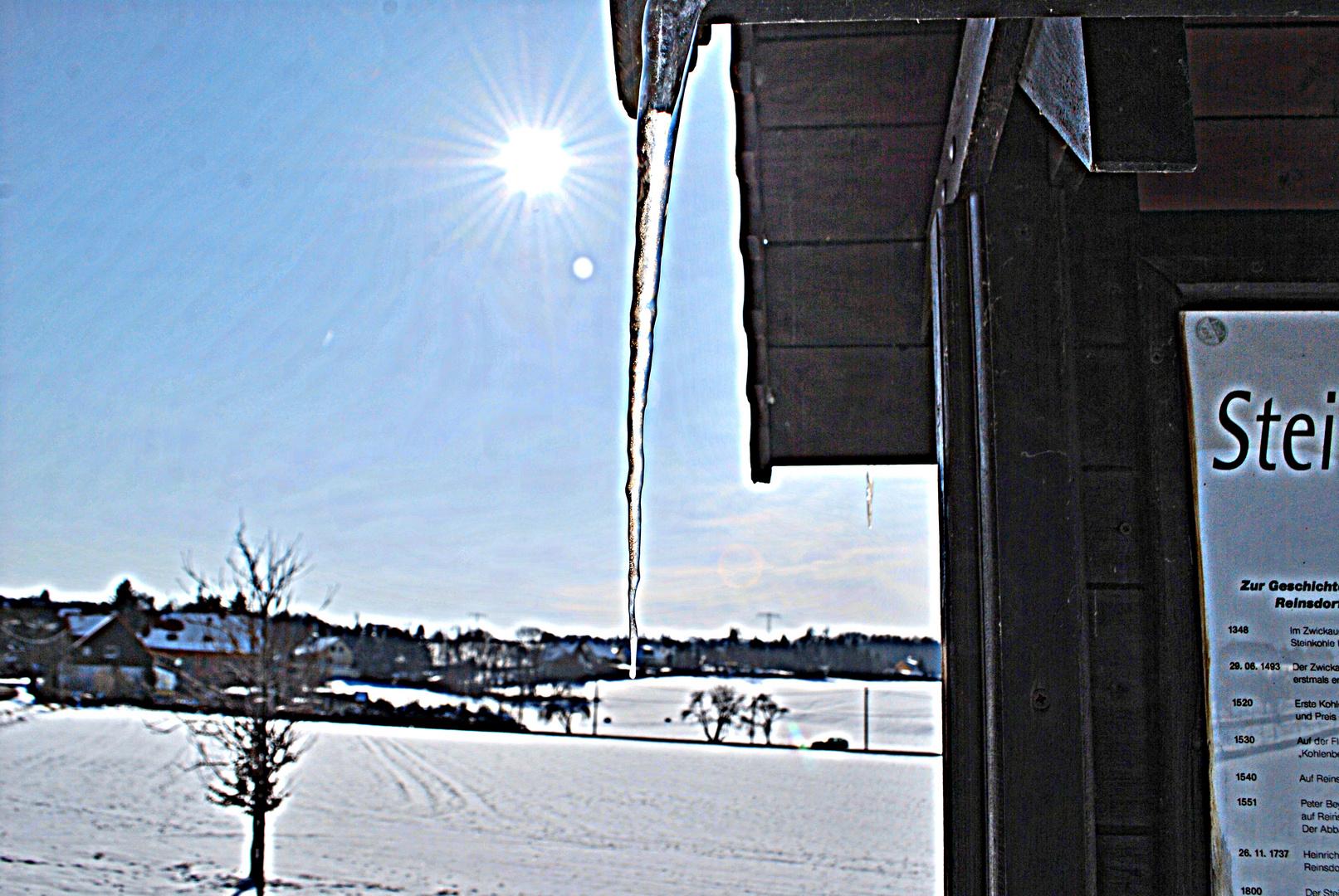 des Winters schönste seite