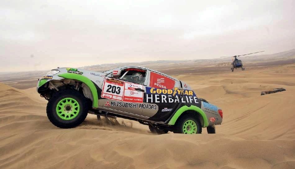 Desafio al desierto