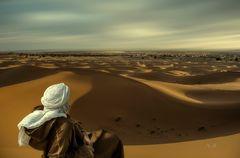 Descanso en las dunas
