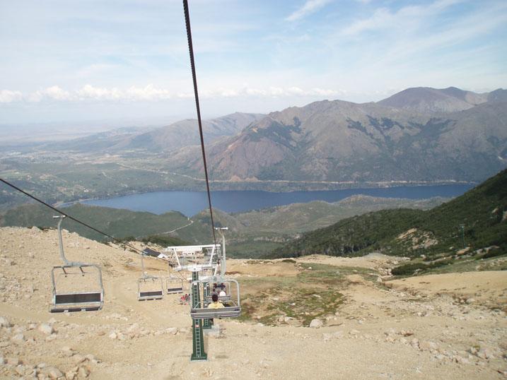 Descenso del Cerro Catedral - Bariloche - Argentina