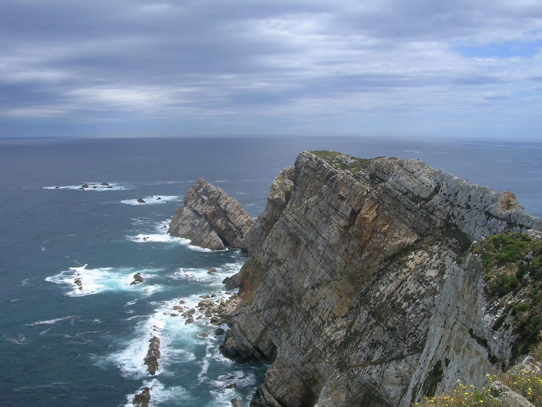 Desde el Cabu Peñes (Asturias)