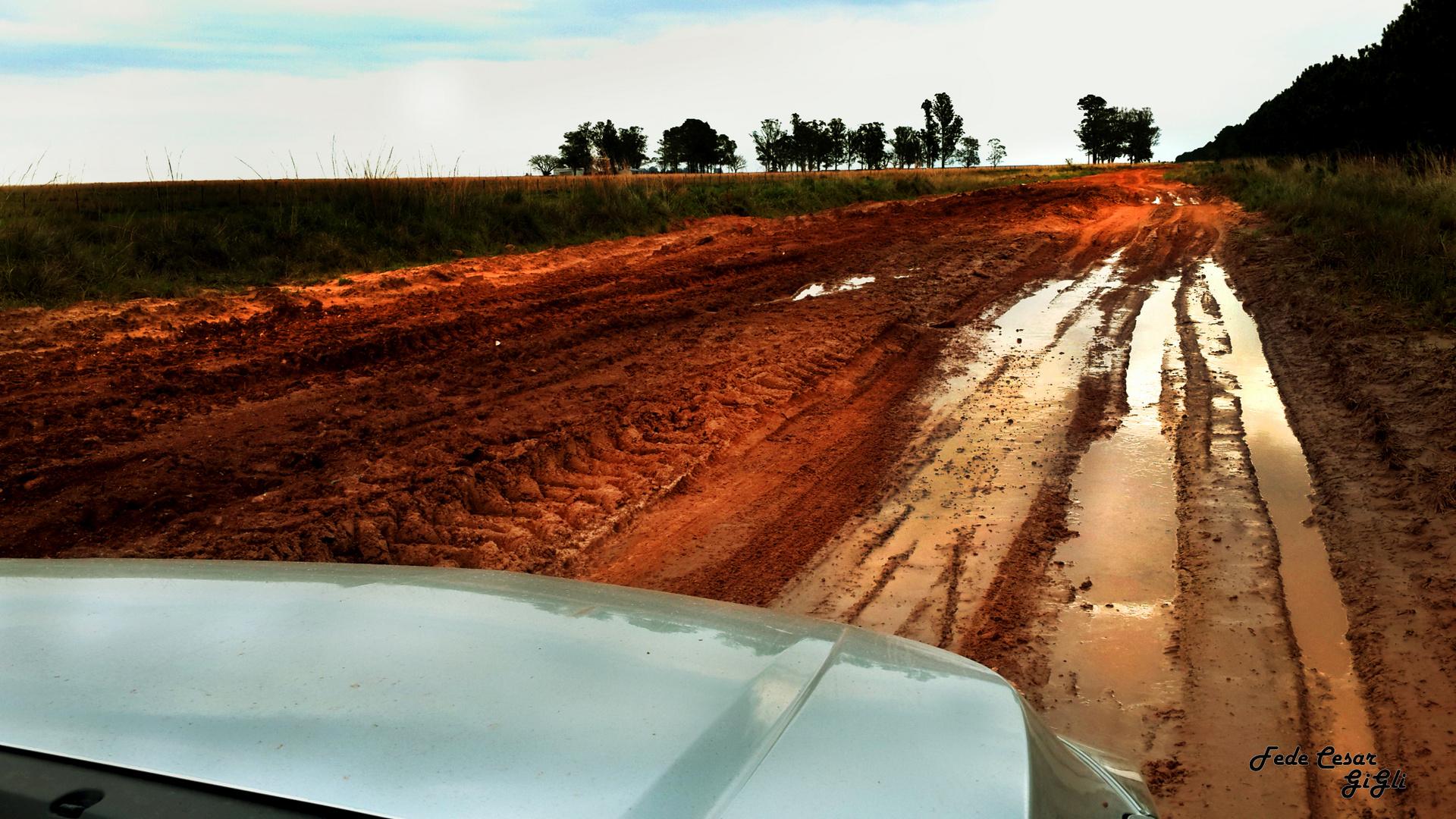 Desde el Camino, Corrientes. AR