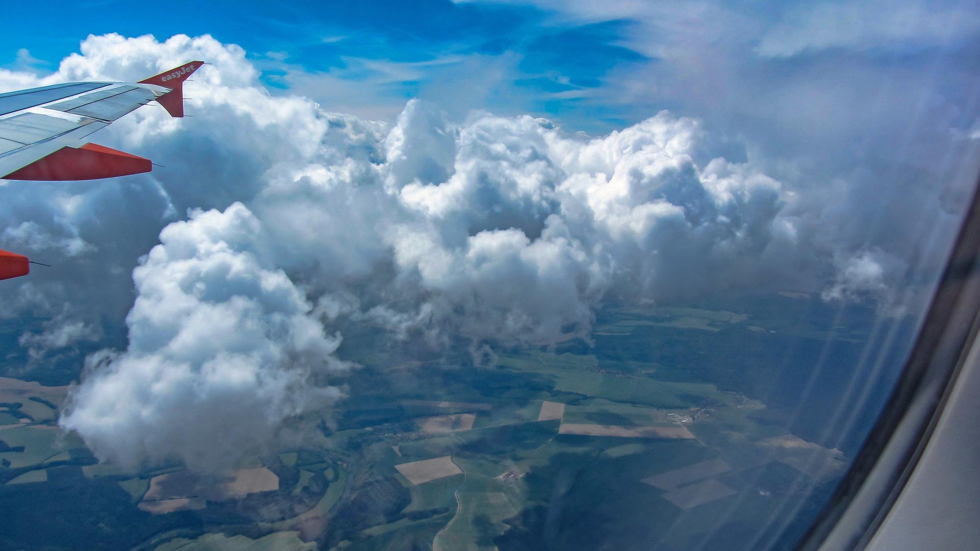 Desde el cielo... (I)