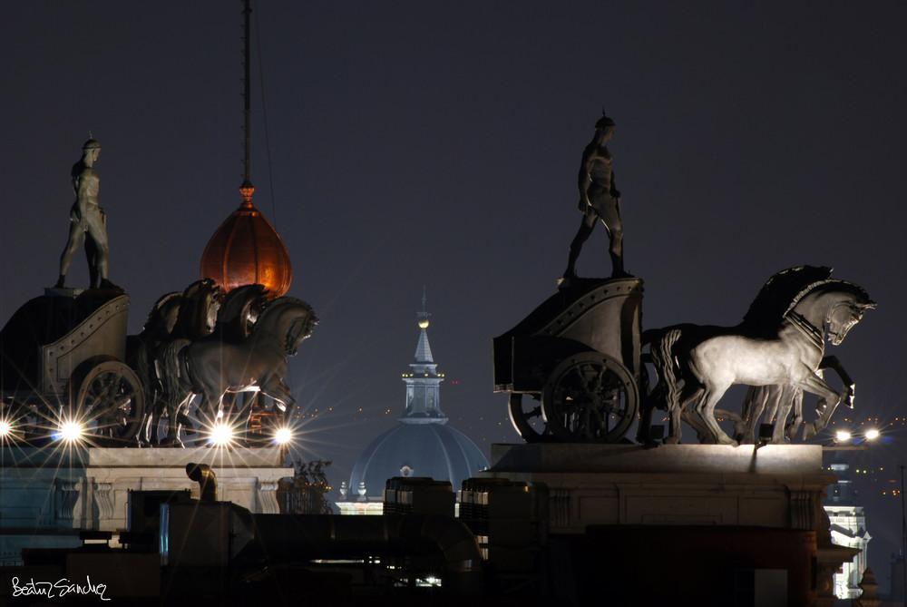 Desde el Círculo de Bellas Artes - Madrid