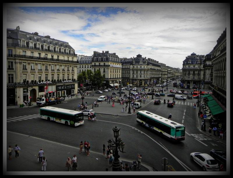 DESDE EL OPERA,PARIS
