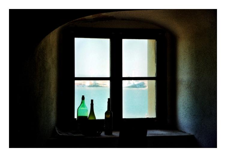 Desde la ventana
