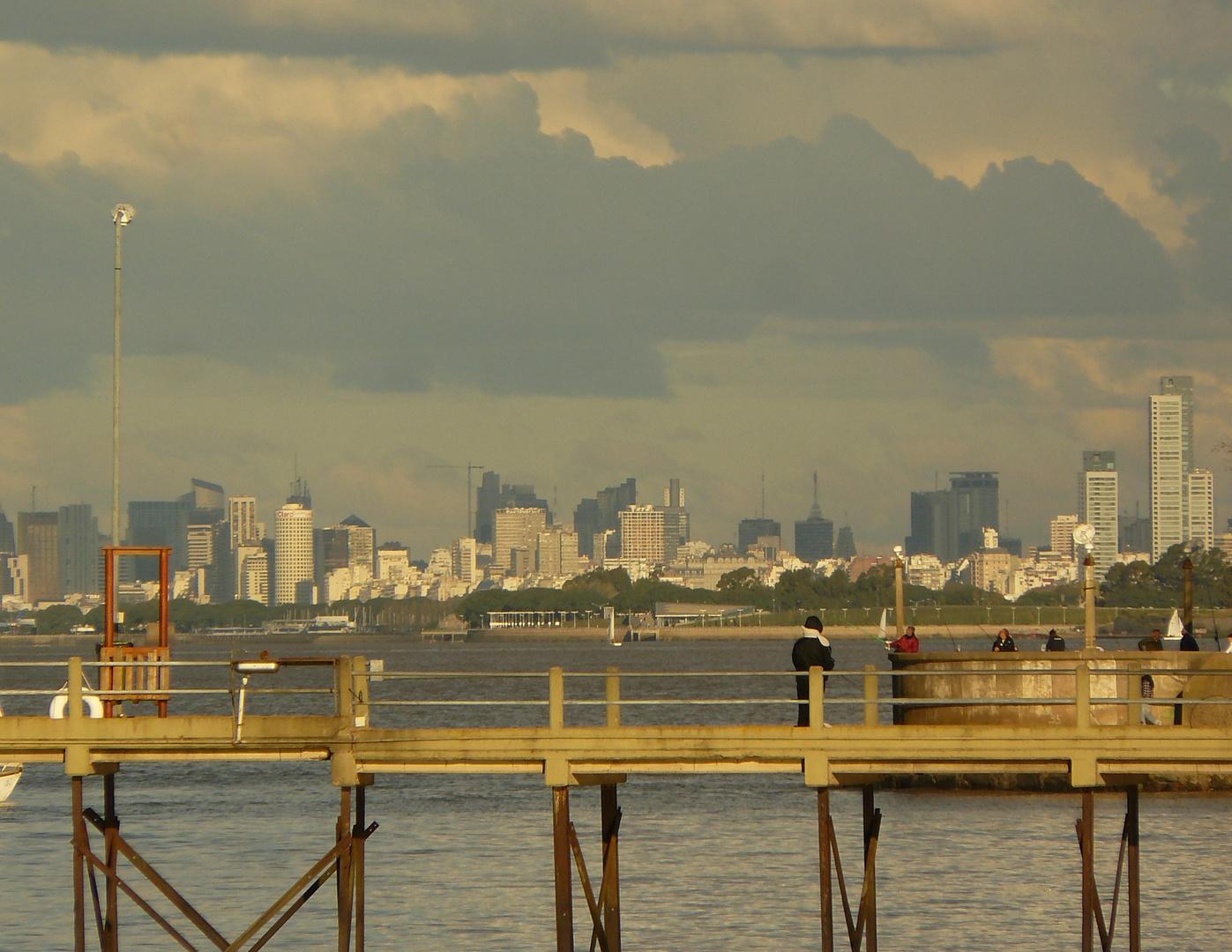 desde Olivos a Buenos Aires...