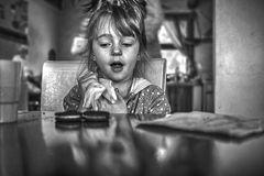 Deseando las galletitas
