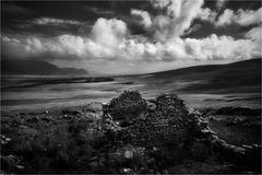 deserted village  at slievemore   (II)