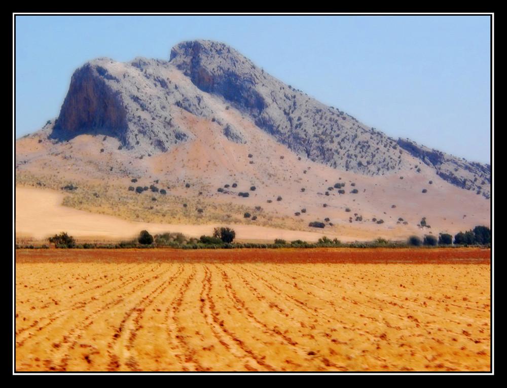 deserto andaluso