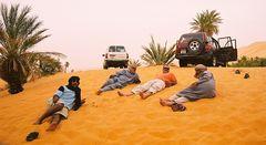 deserto del sahara - libia 2006