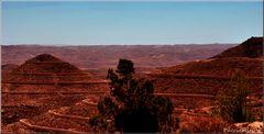 Deserto della Tunisia.