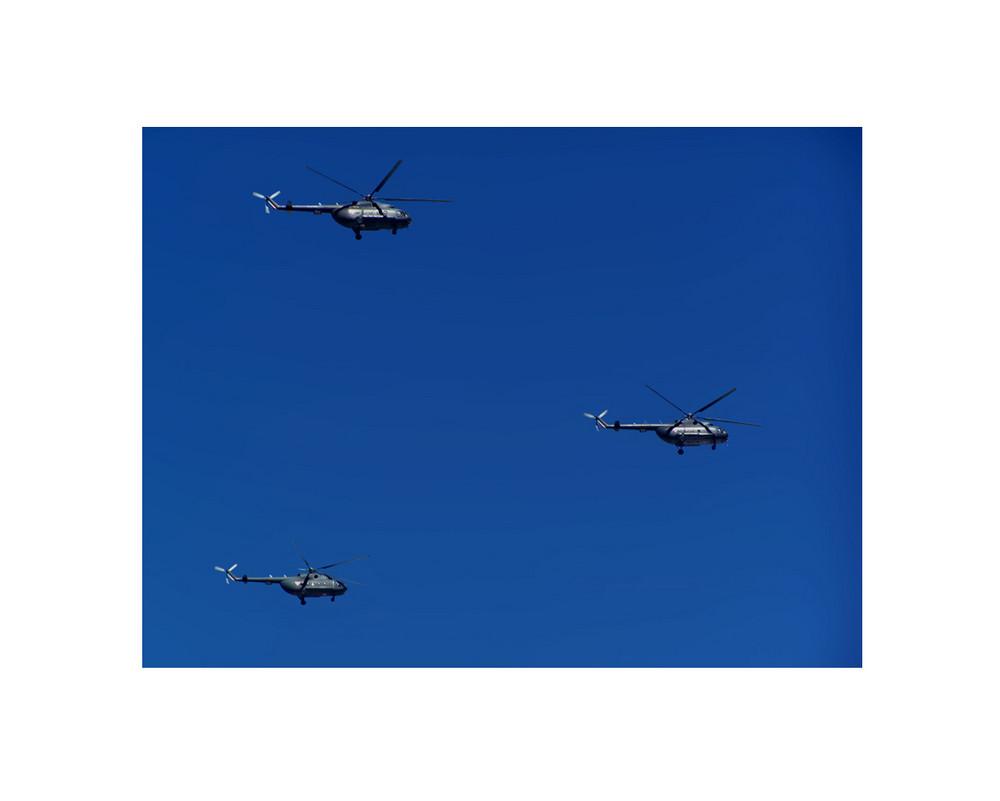 Desfile de la Fuerza Aerea de México-16 de Septiembre del 2007 (4)