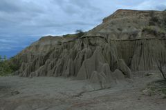 Desierto Gris  de la Tatacao 2, Hula  Colombia