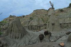 Desierto Gris  de la Tatacao1, Hula  Colombia