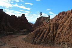 Desierto Rojo la Tatacoa 3,  Huila Colombia