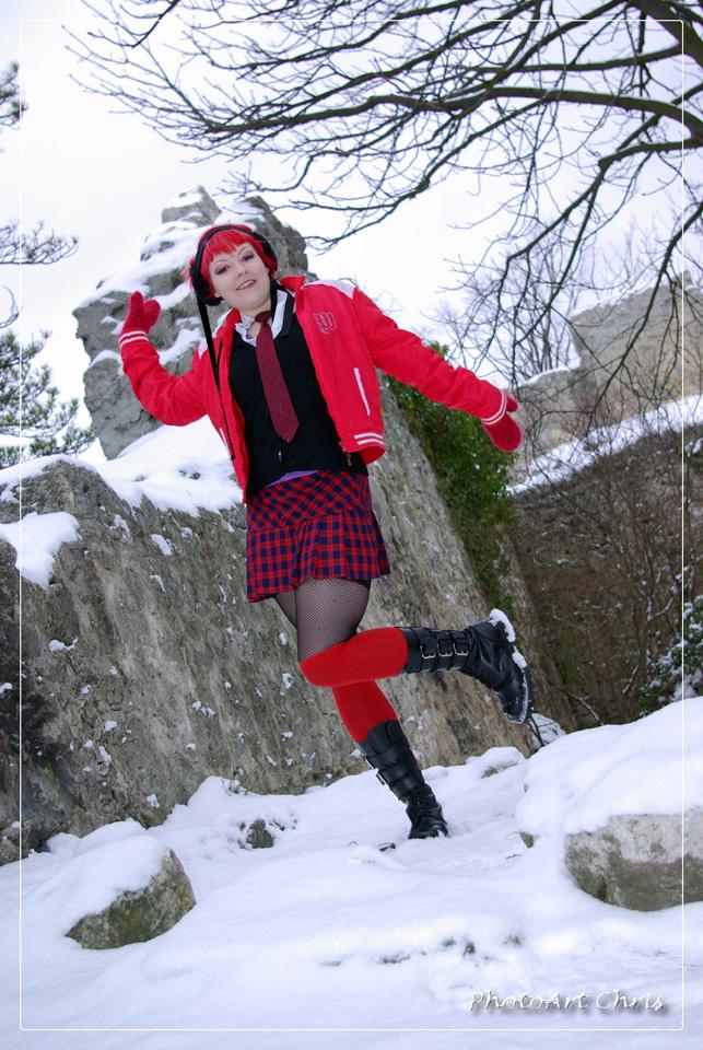 Desiree - 'Manga auf der Burg'