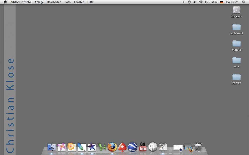 desktop/schreibtisch