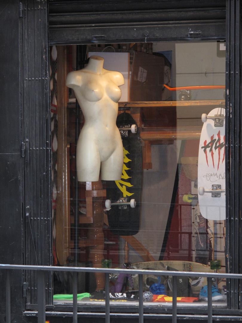 desnudo natural