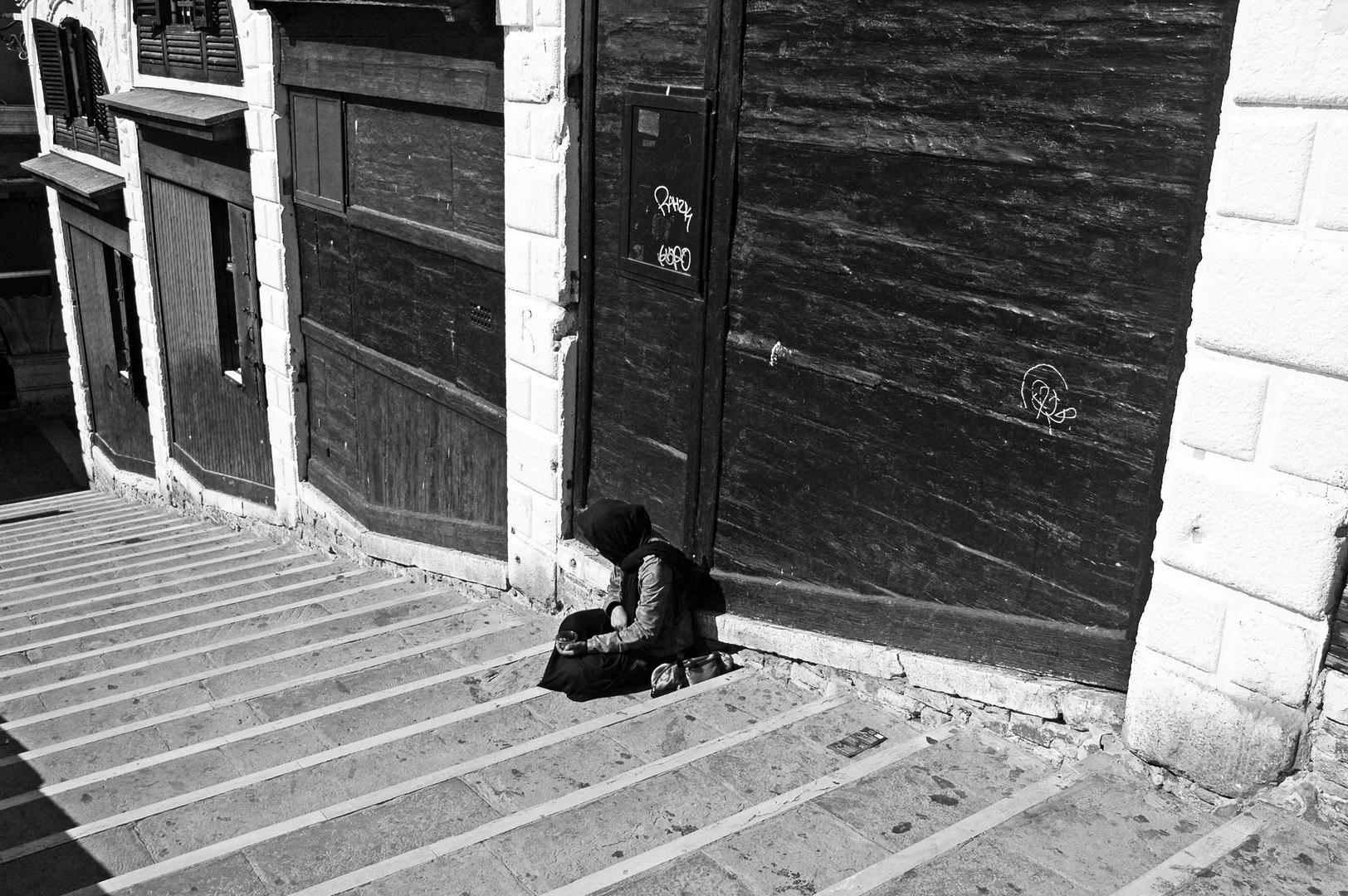 Désolation et pauvreté
