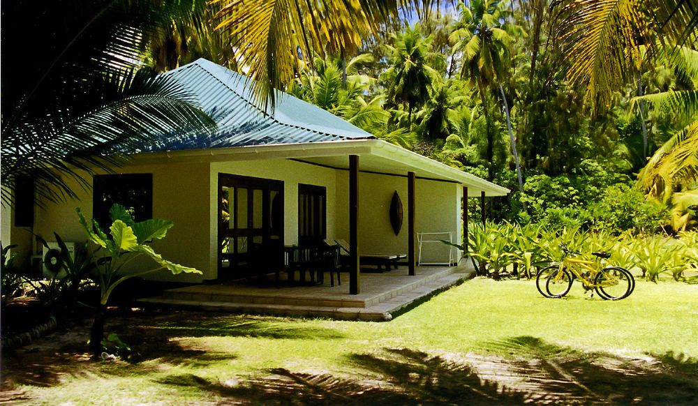 DESROCHES VILLA NATURELLE
