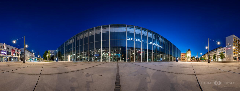 Dessau - BAUHAUSMUSEUM-