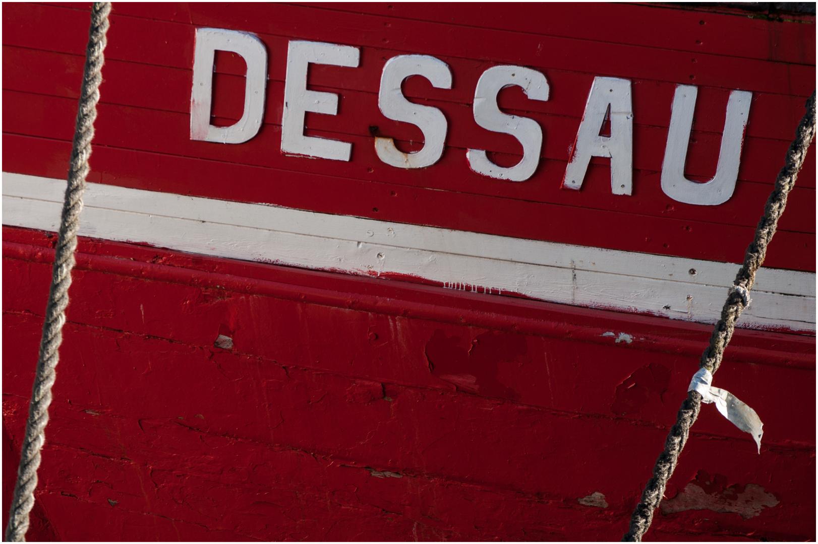 Dessau in Warnemünde