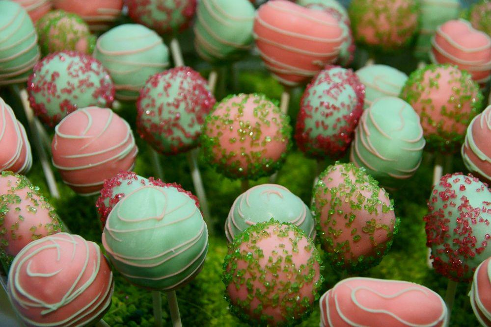 Dessert Popcakes .... mmhhhhh!