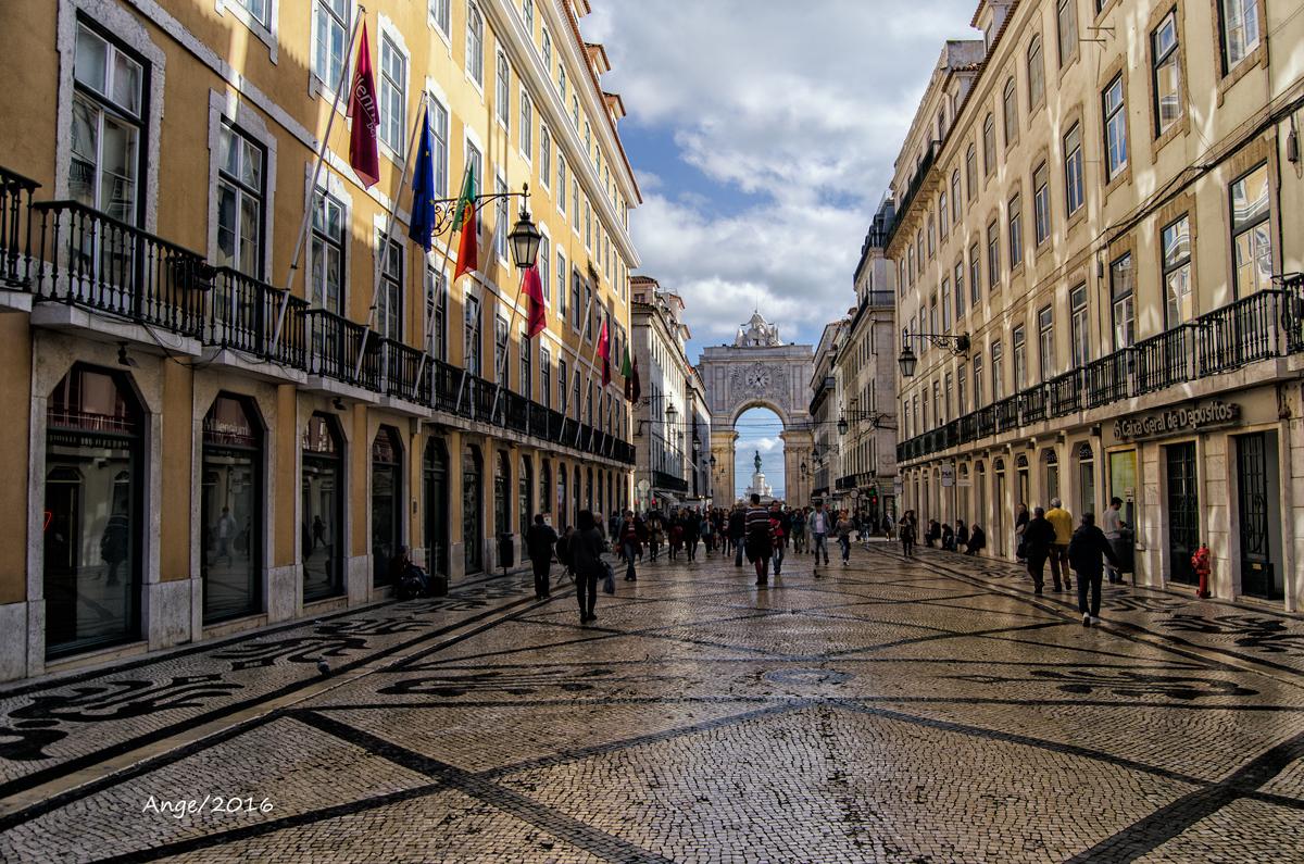 Destino : Plaza del Comercio