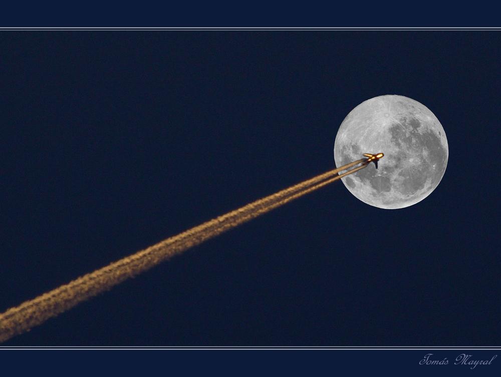 Destino..La Luna