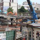destuction d'un pont a Troyes