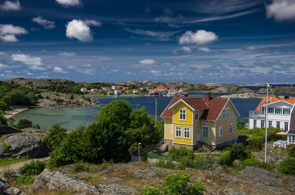 Det gula huset