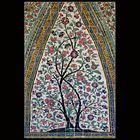 Detail aus dem Eingangsiwan des Wakil Moschee in Shiraz