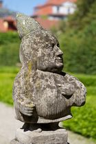 Detail aus den Nürnberger Hesperidengärten