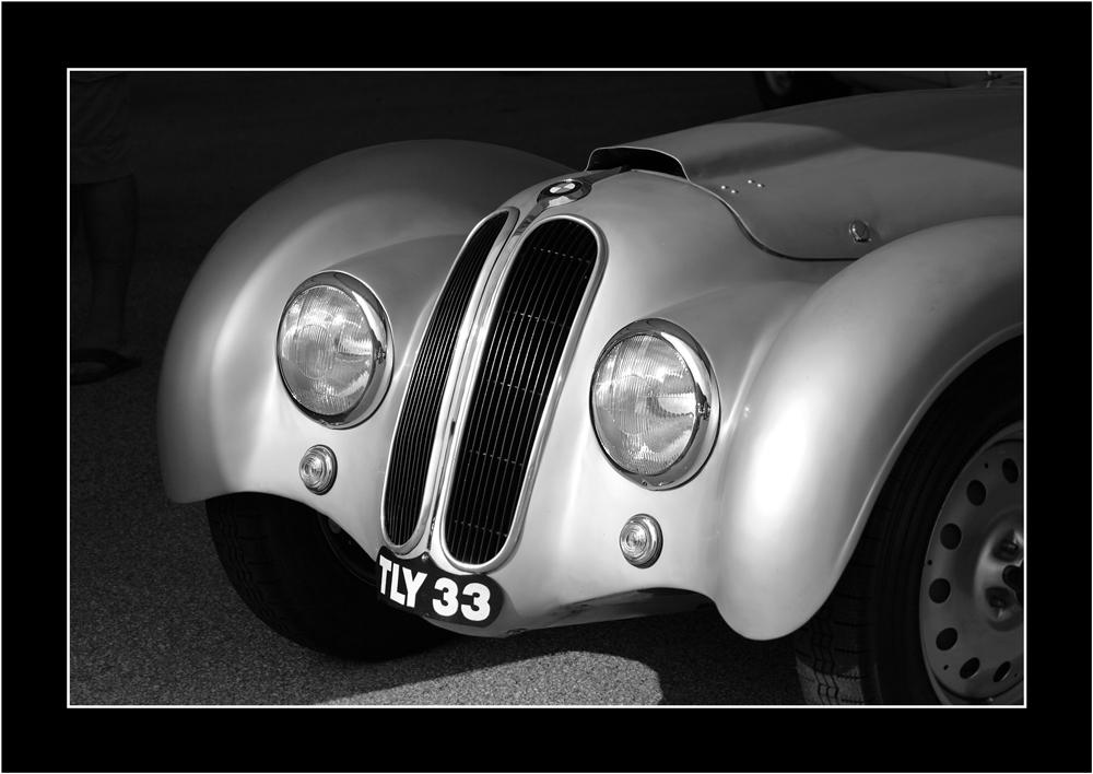 """""""Detail - BMW 328"""""""