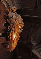 Detail Chorgestühl