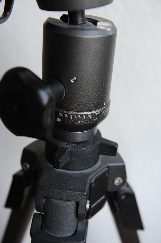 Detail:  Cullmann CT50, Titan