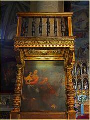 Détail de (riche) décoration