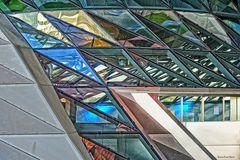 Detail der Architektur