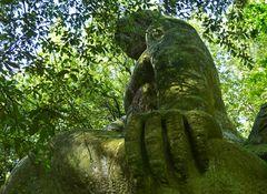 Detail der Giganten