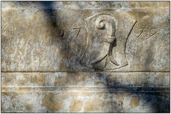 Detail des Grabeneck-Brunnens