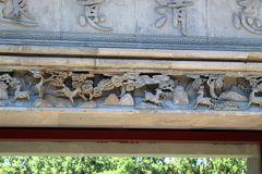 Detail des Tores - Vergrößern bitte
