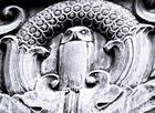 Détail d'une tombe du cimetière Montparnasse