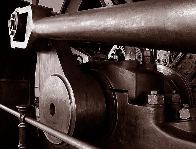 Detail einer Fördermaschine_ 3